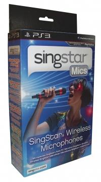 SingStar Wireless Microphones Box Art