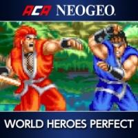 ACA NeoGeo World Heroes Perfect Box Art