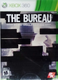 Bureau, The: XCOM Declassified [CA] Box Art