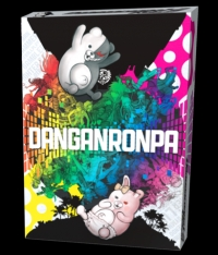 Danganronpa 1 & 2 Reload - Limited Edition Box Art