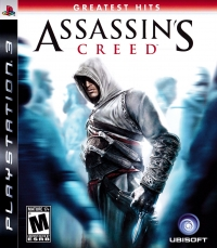 Assassin's Creed - Greatest Hits Box Art