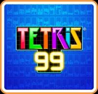 Tetris 99 Box Art