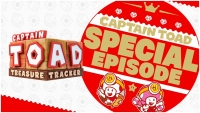 Captain Toad: Treasure Tracker Special Episode Box Art