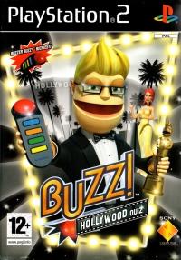 Buzz!: Holliwood Quiz [ITA] Box Art