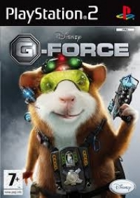 G-Force [DK][FI][NO][SE] Box Art
