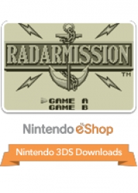 Radar Mission Box Art