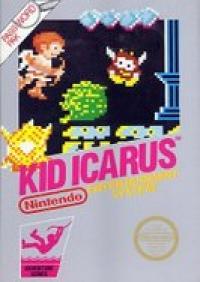 Kid Icarus Box Art