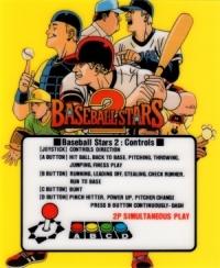 Baseball Stars 2 Box Art