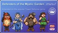 Defenders of the Mystic Garden Box Art