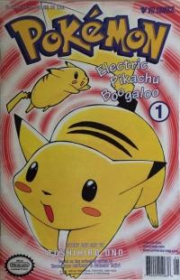 Pokémon: Electric Pikachu Boogaloo #1 Box Art