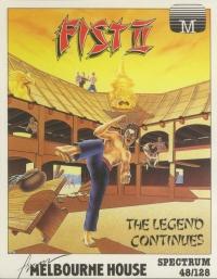 Fist II Box Art
