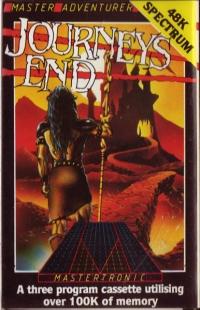 Journeys End Box Art