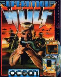 Operation Wolf Box Art