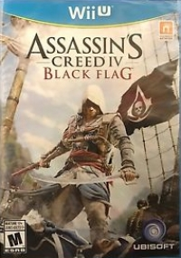 Assassin's Creed IV: Black Flag [CA] Box Art