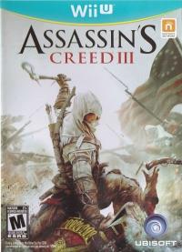 Assassin's Creed III [CA] Box Art