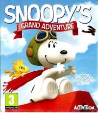 Snoopy's Grand Adventure Box Art