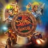 Jak and Daxter Bundle Box Art