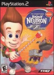 Adventures of Jimmy Neutron Boy Genius, The: Jet Fusion Box Art