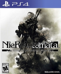 NieR: Automata - Game of the YoRHa Edition Box Art