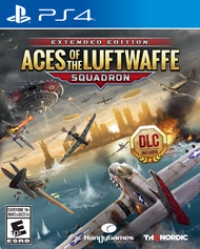 Aces of the Luftwaffe - Squadron : Extended Edition Box Art