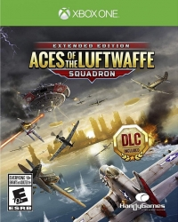 Aces of Luftwaffe Squadron: Extended Edition Box Art