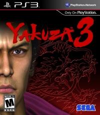 Yakuza 3 Box Art