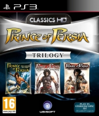 Prince of Persia Trilogy - Classics HD Box Art