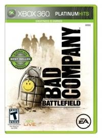 Battlefield: Bad Company - Platinum Hits Box Art