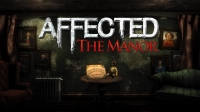 Affected - The Manor for Oculus Go Box Art