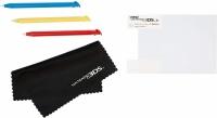 AmazonBasics Screen Protection and Stylus Kit for New Version Nintendo 3DS XL Box Art