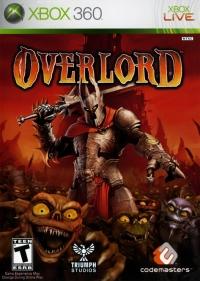 Overlord Box Art