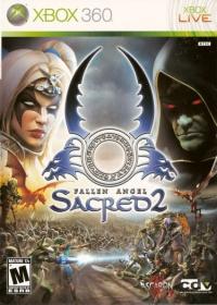 Sacred 2: Fallen Angel Box Art