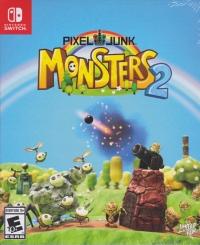 PixelJunk Monsters 2 - Collector's Edition Box Art