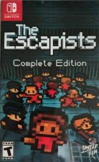 Escapists, The: The Complete Edition Box Art