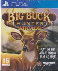 Big Buck Hunter Arcade [UK] Box Art
