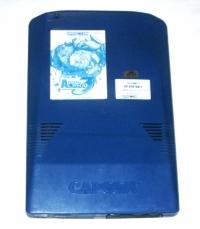Street Fighter Alpha 3 (blue) Box Art