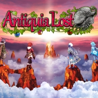 Antiquia Lost Box Art
