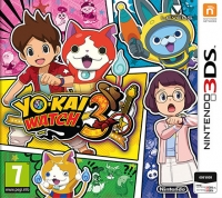 Yo-kai Watch 3 [NL] Box Art