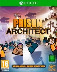 Prison Architect Box Art