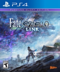 Fate/EXTELLA LINK Fleeting Glory Edition Box Art