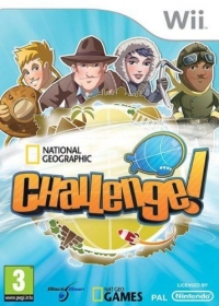 National Geographic Challenge! Box Art