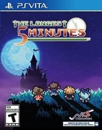 Longest Five Minutes, The Box Art