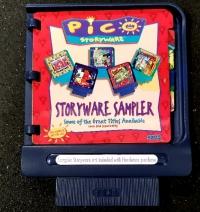 Pico Storyware Sampler (Not For Resale) Box Art