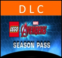 LEGO Marvel's Avengers - Season Pass (DLC) Box Art
