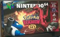 Nintendo 64 - Pokémon Stadium Battle Set Box Art