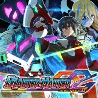 Blaster Master Zero 2 Box Art
