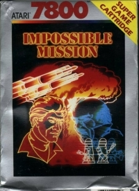 Impossible Mission Box Art