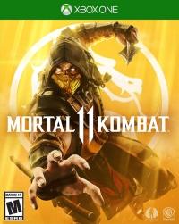 Mortal Kombat 11 Box Art