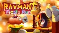 Rayman Fiesta Run (Android) Box Art