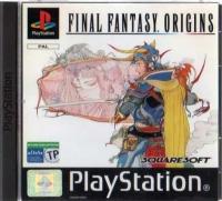 Final Fantasy Origins [IT][ES] Box Art